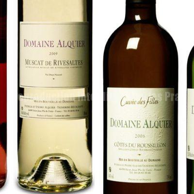 Catalogue de vins II / Reproduction interdite © Carles Prat