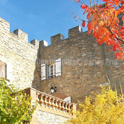 Chambre d'hôtes le Castell du Vila II / Reproduction interdite © Carles Prat