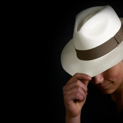 Panama Hat I / Reproduction interdite © Carles Prat