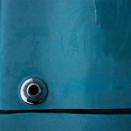 Carles Prat • Blue car III