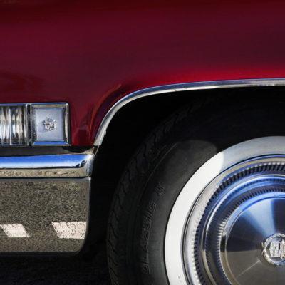 Cadillac, détail  / Reproduction interdite © Carles Prat
