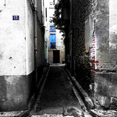 Ruelle à Céret / Reproduction interdite © Carles Prat