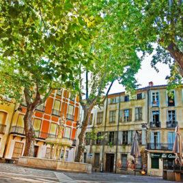 Carles Prat • Ceret, place des 9 jets