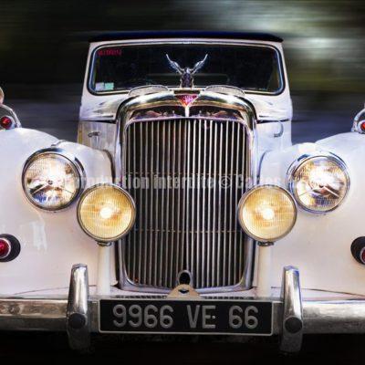 White car /   / Reproduction interdite © Carles Prat