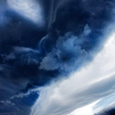 Canigô clouds / Reproduction interdite © Carles Prat