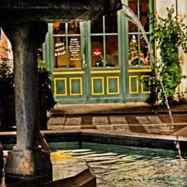 Carles Prat • Ceret, fontaine 9 jets