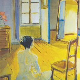 Michel Martel • Nue au Miroir