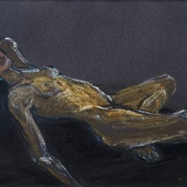 Michel Martel • Nue dans l'atelier III