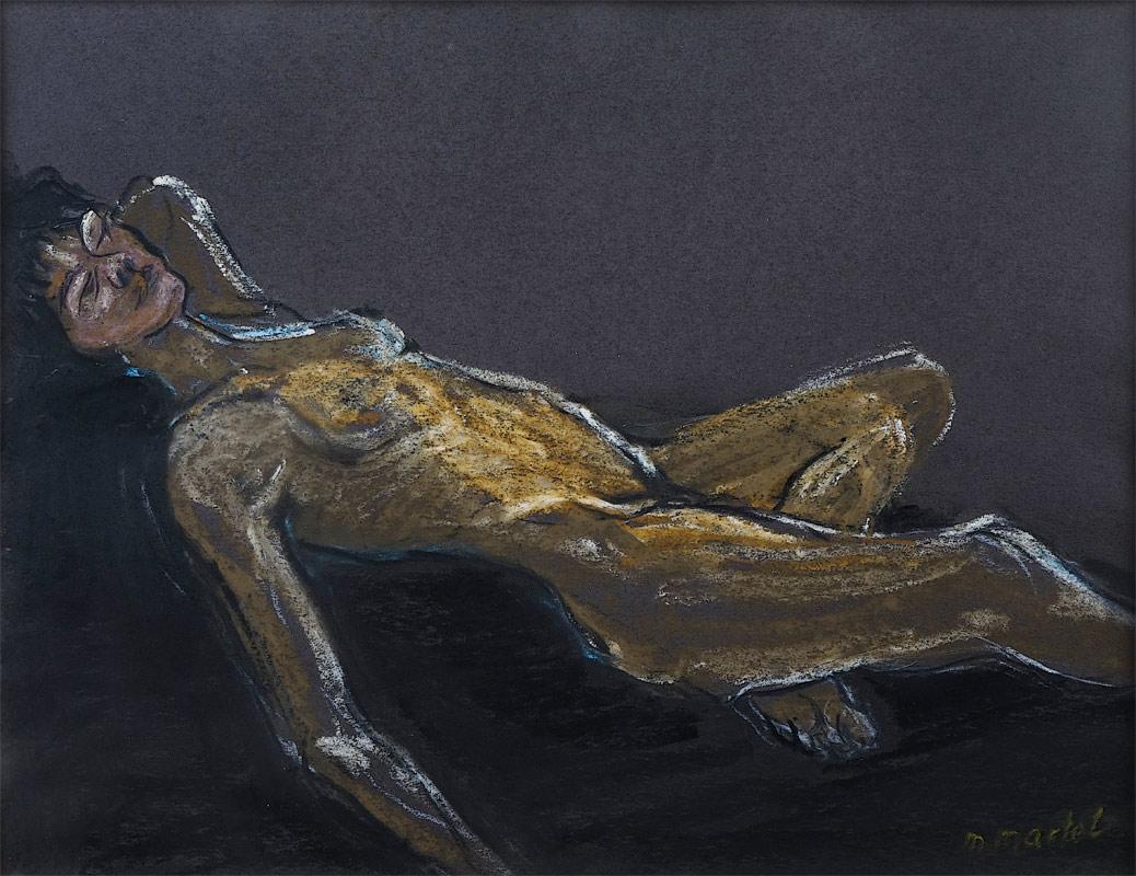 Galerie Photo Nue >> Michel Martel Nue Dans L Atelier Iii Galerie D Art Ceret Mag