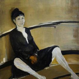 Michel Martel • Femme assise
