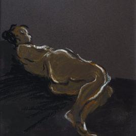 Michel Martel • Nue dans l'atelier