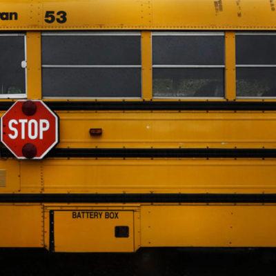 Scholl bus II / Reproduction interdite © Carles Prat