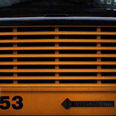 Scholl bus I / Reproduction interdite © Carles Prat