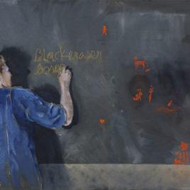 Claret Serrahima • blackboard VI