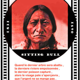 Claude Cruz • Sitting Bull