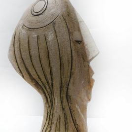 Claude Urban • Tête poisson