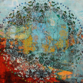 Bettina Eberhaerd • Mandala 48