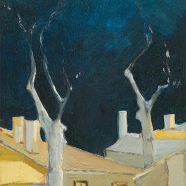 Michel Martel • Nuit à Céret